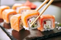 Hallucination, incontinence, insomnie, amputation : manger des sushis peut être très dangereux pour la santé