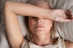 À la ménopause, les troubles du sommeil peuvent contribuer à la prise de poids