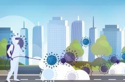 Coronavirus : est-il nécessaire de désinfecter les rues ?