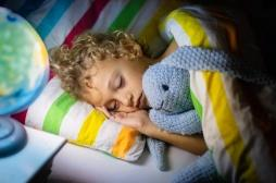 Un cycle de sommeil irrégulier favoriserait la prise de poids chez les enfants