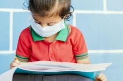 Les enfants masqués pour leur retour à l'école ?