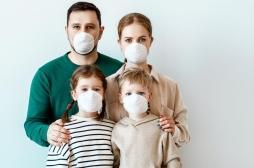 Les proches, le principal risque de contamination à la Covid-19