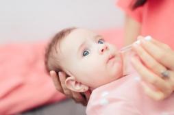 La supplémentation en vitamine D est bénéfique pour le microbiote des nouveaux nés