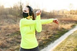 Le port du masque ne serait pas un obstacle à l'exercice physique