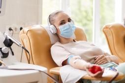 Urgence pour les dons de sang : ce que change la Covid-19