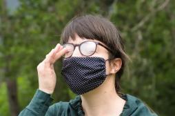 Lunettes et port du masque : à cause de la buée, ruée sur les lentilles et la chirurgie des yeux