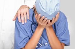 Près de la moitié des médecins français sont en burn-out