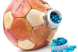 Le  football n'échappe pas au dopage