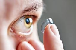 En Angleterre, une rare infection oculaire risque de rendre aveugles les porteurs de lentilles