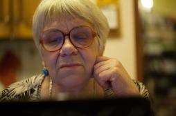 Skype est efficace contre l'isolement des personnes âgées