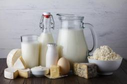 Les produits laitiers sont bons pour les os, surtout des hommes de plus de 50 ans