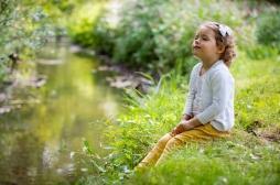 Grandir entouré d'espaces verts pendant l'enfance améliore la santé mentale