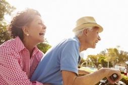 Faire du vélo régulièrement permet de garder un système immunitaire de 20 ans