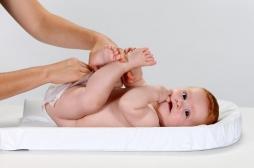 Allergies alimentaires chez l'enfant : les lingettes pour bébé en cause