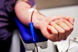 Appel aux dons de sang : les réserves sont au plus bas