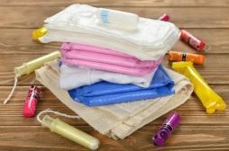 Les tampons et serviettes hygiéniques contiennent toujours des substances toxiques