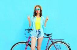 Le vélo est bon pour la sexualité féminine, mais aussi masculine