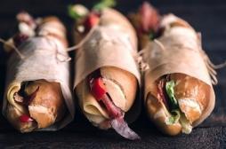 Déjeuner sur le pouce : mieux vaut un panini qu'un jambon-beurre !
