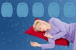 Être anesthésié,   c'est comme voyager tranquille dans un vol d'avion de ligne.