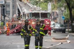 11 septembre 2001 : risque de maladies cardiovasculaires accru chez les pompiers du World Trade Center