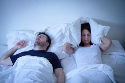 Les apnées du sommeil perturbent la vie de couple
