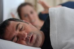 Les apnées du sommeil, bruits et troubles de l'érection perturbent la vie de couple