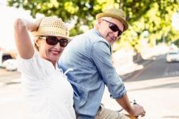 Les personnes heureuses vivent plus longtemps, c'est maintenant démontré