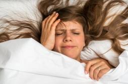Troubles du sommeil : mal dormir augmente la douleur le lendemain