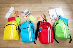 Attention, certaines fournitures scolaires peuvent contenir des substances toxiques