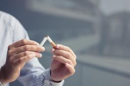 Les traitements anti-tabac bientôt remboursés comme n'importe quel médicament dans le plan santé du gouvernement