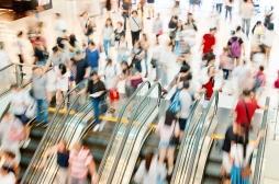 Grippe, rhume, choléra : comment se protéger à l'aéroport où se transmettent les virus ?