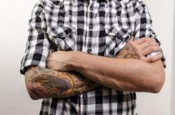 Les tatouages ne sont plus indélébiles : on va pouvoir mieux les retirer