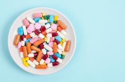 La consommation d'antibiotiques en baisse en France
