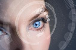 Des lentilles de contact qui permettent de zoomer en clignant des yeux