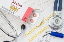 Abandonner les statines augmenterait le risque cardiovasculaire de 46 % chez les seniors
