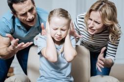 Crier sur ses enfants peut causer des dépressions et une mauvaise estime de soi