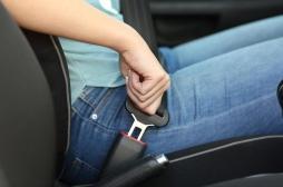 Sécurité routière: chez les adolescents, le non-port de la ceinture peut être dramatique