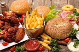 Plus on est stressé, plus on mange de fast foods