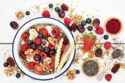 Cancer du poumon : et si manger des fibres et des yaourts pouvait réduire les risques ?