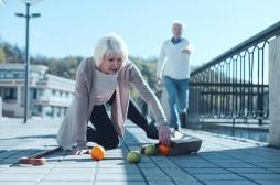 Seniors : les exercices physiques réduisent le risque de chute