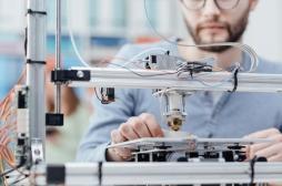 Des chercheurs impriment en 3D de la peau vivante avec les vaisseaux sanguins