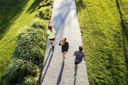 Covid-19 : l'activité physique protège des formes graves