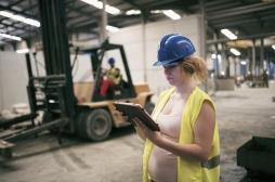 Travailler trop dur pendant la grossesse augmente le risque d'avoir un gros bébé