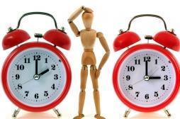 Changements d'heure : quelles conséquences ont-ils sur notre santé ?