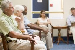 La consultation pourrait commencer dès la salle d'attente grâce à une chaise médicalisée connectée