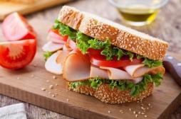 Le sandwich, tout simplement un « fast food » à la Française