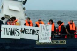 IVG : une ONG amarre un navire au large du Guatemala