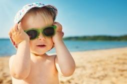 Chez l'enfant, le soleil réduit les maux de ventre