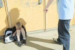 Enfant harcelé, il faut en parler aux enseignants et ne pas attendre pour agir