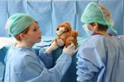 Toulouse : un hôpital des nounours au service des enfants
